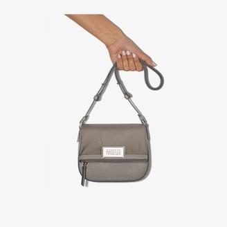 Maison Margiela grey 5AC mini leather bag