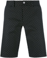Dolce & Gabbana polka dot shorts - men - Cotton/Spandex/Elastane - 50