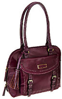 Tignanello As Is Distressed Vintage Leather RFID Satchel