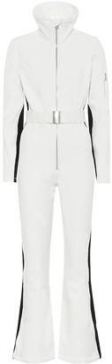 Cordova belted flared ski suit