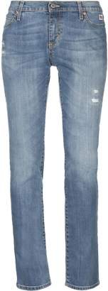 Roy Rogers ROŸ ROGER'S Denim pants - Item 42763651WG