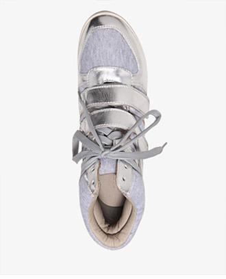 Forever 21 Hidden Wedge Sneakers