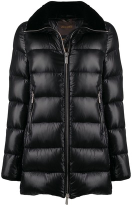Moorer Hooded Padded Jacket