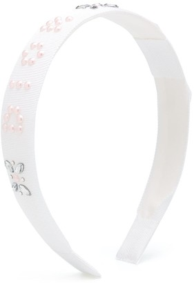 Christian Dior Branded Head Band