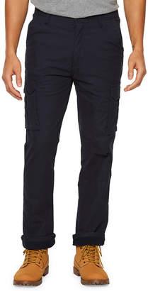 Smith Workwear Smith's Workwear Stretch Fleece-Lined Canvas Cargo Pant