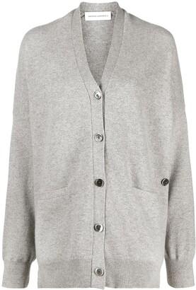 Extreme Cashmere V-neck cashmere cardigan