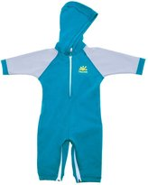 Nozone Clothing Company Nozone Kailua Hooded Baby Sun Protective Swimsuit in , 6-12 Months