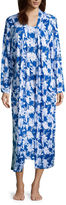 Asstd National Brand Long Sleeve Rayon Kimono Robes