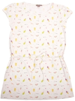 Emile et Ida Food Printed Dress