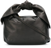 Simone Rocha bow handle tote - women - Leather - One Size