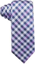 Vince Camuto Men's Pellico Gingham Slim Tie