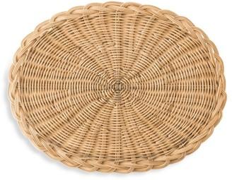 Juliska Braided Oval Basket Placemat