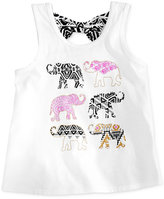 Epic Threads Mix and Match Graphic-Print Tank Top, Toddler & Little Girls (2T-6X), Created for Macy's