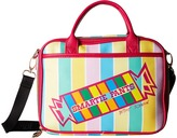 Betsey Johnson Smarty Pants Lunch Tote Tote Handbags