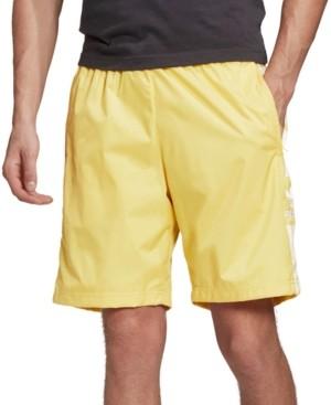 adidas Men's Originals Lock Up Ripstop Track Shorts