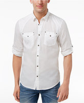 INC International Concepts Men's Harrison Dual-Pocket Shirt, Created for Macy's
