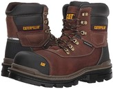 Caterpillar Adhesion Ice+ 6 WP TX CT (Oak) Men's Work Boots