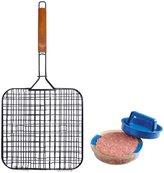 Mr. Bar-B-Q Mr. Bar B Q Burger Basket Kit