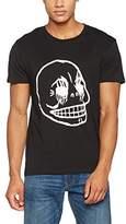 Cheap Monday Men's Standard Tee Corpse Skull T-Shirt
