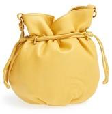 Hobo Mesa Leather Bucket Crossbody