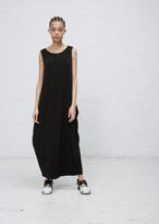 Issey Miyake Black Drape Dress