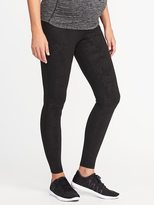 Old Navy Maternity Full-Panel Compression Leggings