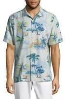 Tommy Bahama Florida Palms Silk Woven Shirt