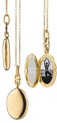 Monica Rich Kosann Anna Petite Gold Locket