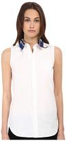 DSQUARED2 Elinor Sleeveless Boxy Shirt