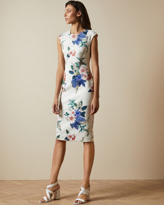 Ted Baker SHARLEY Jamboree bodycon dress