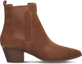 MICHAEL Michael Kors Wilson suede ankle boots