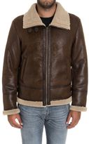 Trussardi Faux Leather Jacket