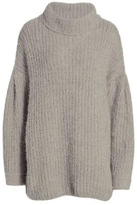 Free People Oasis Funnelneck Sweater