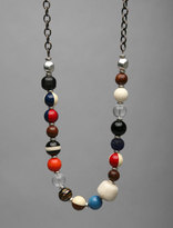 All Sorts Necklace with Beads
