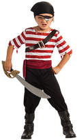 Rubie's Costume Co Red & White Stripe Pirate Dress-Up Set - Kids
