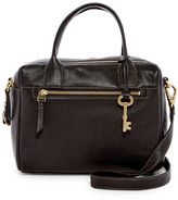 Fossil Erin Leather Satchel