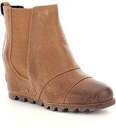 Sorel Lea Wedge Chelsea Boots