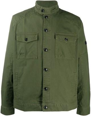 Barbour Cotton Shirt Jacket