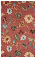 Jaipur Rugs Blue Collection Hand-Tufted Wool and Silk Rug