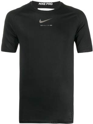 Alyx Nike swoosh fitted T-shirt
