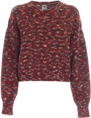M Missoni Crewneck Knit Sweater