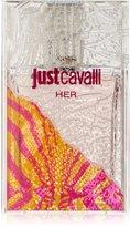 Roberto Cavalli Just Cavalli Her Eau De Toilette Spray 30ml