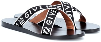 Givenchy Logo sandals