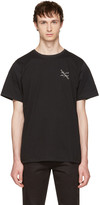 Saturdays NYC Black new York Script T-shirt