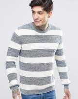 Minimum Stripe Knit Sweater