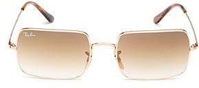 Ray-Ban Unisex Square Sunglasses, 54mm