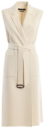 Max Mara Belted Gilet
