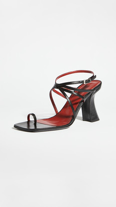 BY FAR Elsa Toe Ring Sandals