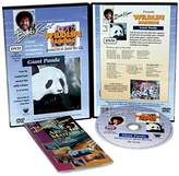 "Weber Bob Ross DVD-Wildlife Painting, ""Giant Panda"""