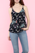 Dex Floral Cami Top